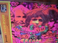 """Cream, Disraeli Gears - 200 Gram Japan Pressed OBI LP"" - Product Image"