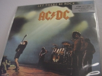 """AC DC, Let There Be Rock - 180 Gram Silver Sticker"" - Product Image"