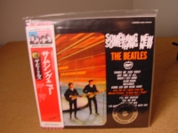 """The Beatles, Something New - Japan OBI CD"" - Product Image"