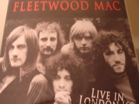 """Fleetwood Mac, Live In London 1968 - Numbered - 180 Gram"" - Product Image"