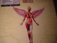 """Nirvana, In Utero - 180 Gram Yellow Vinyl"" - Product Image"