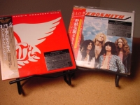 """Aerosmith, Greatest Hits & Aerosmith - 2 OBI CD Set"" - Product Image"