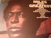 """Miles Davis, Greatest Hits"" - Product Image"