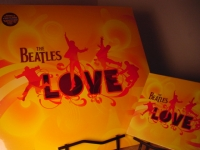 """The Beatles, Love - 180 Gram 2 LP Set With Booklet Plus CD & DVD Audiodisc"" - Product Image"