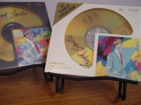 """Frank Sinatra - Duets I and II - DCC Factory Sealed 24-Karat Gold CDs - CURRENTLY OUT OF STOCK"" - Product Image"