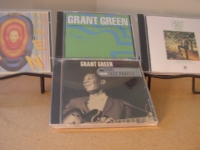 """Grant Green - Collection of 4 Grant Green Blue Note CD Set"" - Product Image"