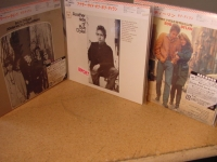 """Bob Dylan - 3 Japanese OBI CD Set - ANOTHER SIDE OF DYLAN, FREEWHEELIIN' & JOHN WESLEY HARDING"" - Product Image"