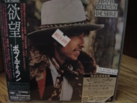 """Bob Dylan, Desire - LP Replica in Limited Edition CD"" - Product Image"