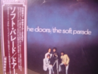 """THE DOORS, SOFT PARADE  - JAPANESE OBI Mini LP Replica CD"" - Product Image"