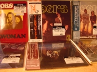 """THE DOORS -  COMPLETE JAPAN OBI Mini LP Replica 6 CD SET"" - Product Image"