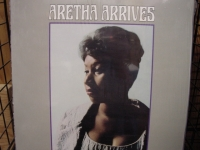 """Aretha Franklin, Arrives - 180 Gram"" - Product Image"