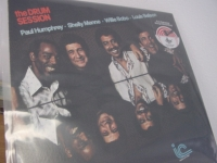 """Paul Humphrem Shelly Manne Willie Bobo, Drum Session (DBX)"" - Product Image"