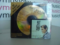 """Chet Baker, In New York - Factory Sealed DCC Gold CD"" - Product Image"