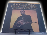 """Hank Crawford, Soul of the Ballad (low # 104)"" - Product Image"