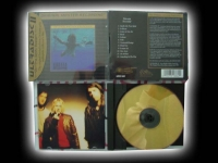 """Nirvana, Nevermind - MFSL Factory Sealed 24-Karat Gold CD"" - Product Image"