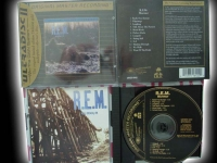 """R.E.M., Murmur - Factory Sealed MFSL Gold CD"" - Product Image"