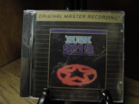 """Rush, 2112 (last copy) - without J-Card - Factory Sealed MFSL Gold CD"" - Product Image"