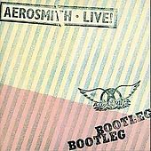 """Aerosmith, Live - Japanese Mini LP Replica in A CD - Limited Edition"" - Product Image"