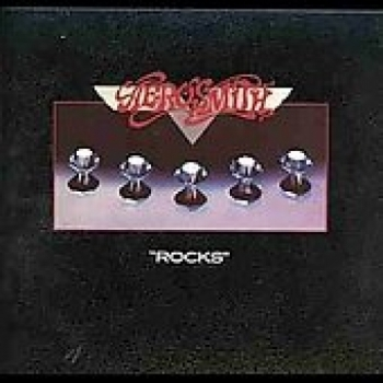 """Aerosmith, Rocks - OBI Mini LP Replica In a CD - Japanese"" - Product Image"