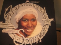 """Aretha Franklin, Sparkle Soundtrack"" - Product Image"