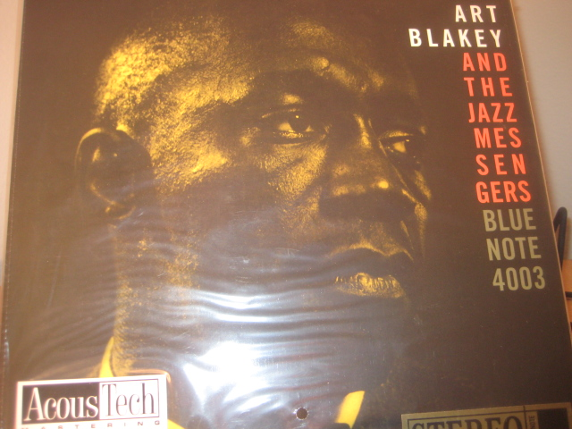 """Art Blakey & The Jazz Messengers, Moanin' - 45 Speed 2 LP #119 - 180 Gram"" - Product Image"