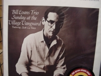 """Bill Evans, Sunday At The Village Vanguard - 180 Gram"" - Product Image"