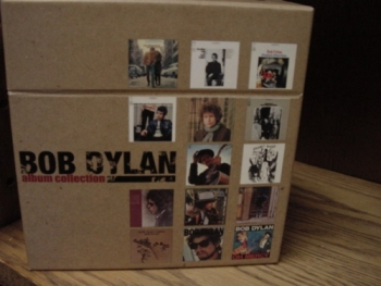 """Bob Dylan, Japanese OBI Mini Replica - 14 CD Box Set"" - Product Image"