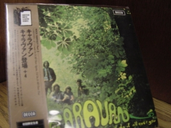 """Caravan, If We Could Do It Over I Would Do It Over With You -  Japanese remastered Mini LP Replica in a CD"" - Product Image"