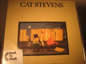 """Cat Stevens, Teaser And The Fire Cat - 180 Gram"" - Product Image"