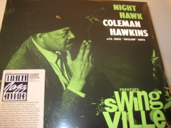"""Coleman Hawkins, Night Hawk - 140 Gram LP"" - Product Image"