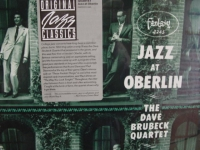 """Dave Brubeck, Jazz At Oberlin"" - Product Image"