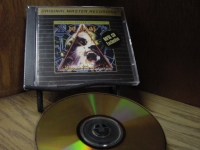 """Def Leppard, Hysteria - Factory Sealed MFSL 24-Karat Gold CD"" - Product Image"