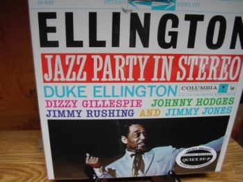 """Duke Ellington, Jazz Party in Stereo - 180 Gram"" - Product Image"