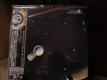 """Electric Light Orchestra, 2,  Japanese OBI Mini LP Replica in A CD - Original Release"" - Product Image"