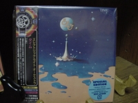 "Electric Light Orchestra, Time with 3 Rare Bonus Tracks - Japan OBI Mini Replica in A CD"" - Product Image"
