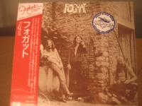 """Foghat, Foghat - Japanese OBI Mini LP Replica In A CD"" - Product Image"