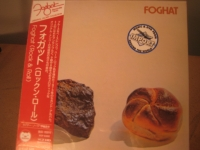"""Foghat, Rock n Roll - Rare Japanese OBI Mini LP Replica in a CD"" - Product Image"