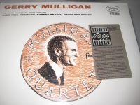 """Gerry Mulligan, Gerry Mulligan Quartet"" - Product Image"