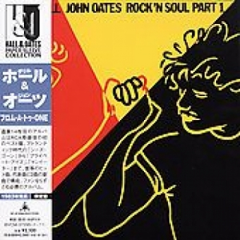 """Hall & Oates, Rock 'n Soul Part 1 - OBI Mini LP Replica In A CD - - Product Image"