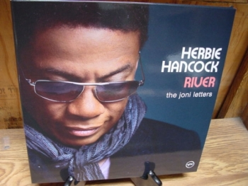 """Herbie Hancock, River - The Joni Letters - Double LP - 2007 UK Pressing"" - Product Image"