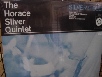 """Horace Silver, Silver's Blue"" - Product Image"