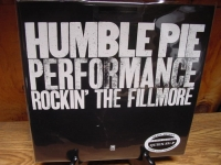 """Humble Pie, Rockin' At The Fillmore - 180 Gram Double LP Set"" - Product Image"