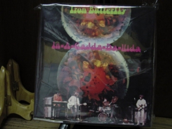 """Iron Butterfly, In-A-Gadda-Da-Vida - Japanese Mini LP Replica In A CD - 5 CD Box Set"" - Product Image"