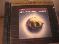"""Jean-Michel Jarre, Oxygene - Factory Sealed MFSL Gold CD with J-Card"" - Product Image"