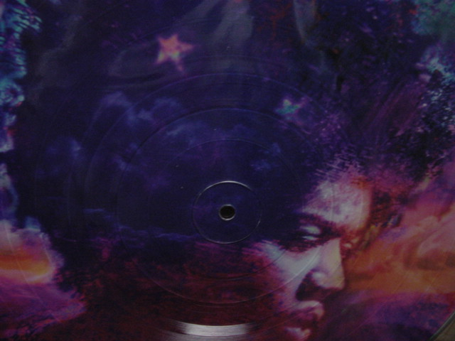 """Jimi Hendrix, Tribute - In From The Storm - Vinyl Picture Disc"" - Product Image"