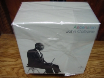 """John Coltrane - Ascension - 9 CD Box Set of Japanese OBI Mini Replica LP Titles"" - Product Image"