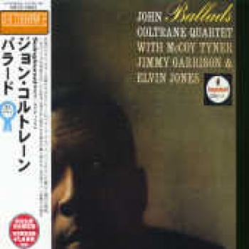 """John Coltrane, Ballads - OBI Mini LP Replica In A CD - Japanese"" - Product Image"