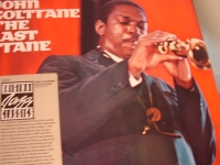 """John Coltrane, The Last Trane"" - Product Image"