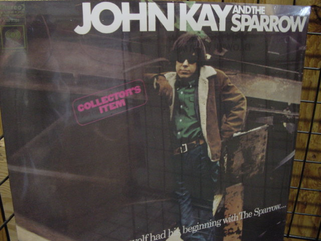 """John Kay & Sparrow - Collectors Item - The Beginnings of Steppenwolf"" - Product Image"