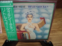 """Little Feat, Dixie Chicken - Japanese First Edition Mini LP Replica In A CD"" - Product Image"